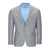 MICHAEL KORS TAN PLAID SPORTCOAT