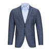 MICHAEL KORS BLUE WINDOWPANE SPORTCOAT