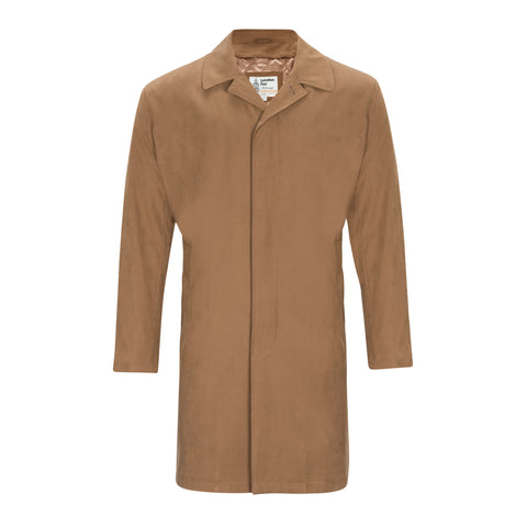 LONDON FOG MICRO TWILL RAINCOAT (more colors)