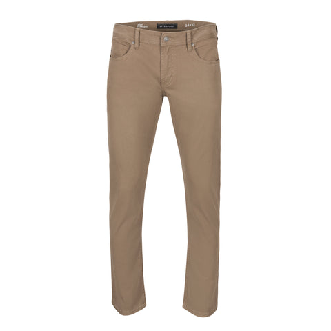 LIVERPOOL SLIM STRAIGHT COTTON PANT