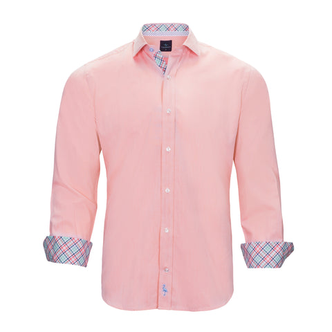 TAILORBYRD CORAL SHIRT