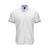 TAILORBYRD SHORT SLEEVE BUTTON DOWN WHITE PINPOINT OXFORD SPORT SHIRT