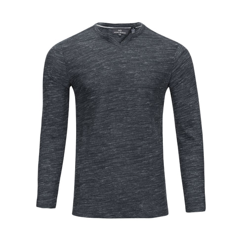 MICHAEL BRANDON SLUB NOTCH V-NECK (more colors)