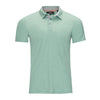 MICHAEL BRANDON HIGH TWIST MARLED POLO (more colors)