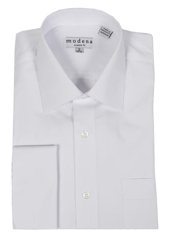 MODENA FRENCH CUFF DRESS SHIRT