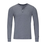 THE NORTH FACE TERRY LONG SLEEVE HENLEY (more colors)