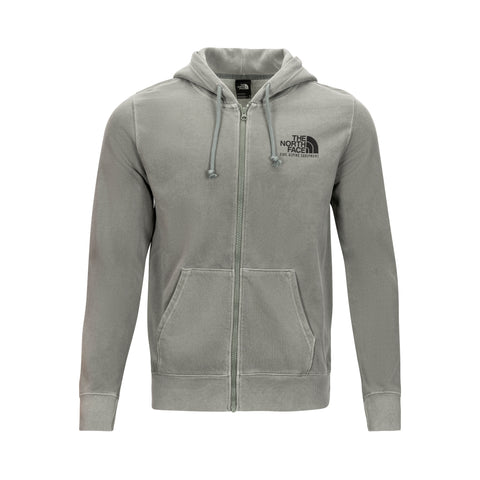 THE NORTH FACE IMAGE IDEALS LOGO FULL ZIP HOODIE