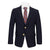TALLIA BOYS NAVY WOOL BLAZER