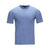 OGGI MODA BY RAFFI AQUA COTTON CREW NECK TEE SHIRT (more colors)