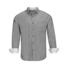 TOMMY BAHAMA HEATHER BAY STRETCH COTTON HERRINGBONE SHIRT