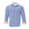 TOMMY BAHAMA PLAID CORDUROY SHIRT