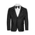 TALLIA ORANGE PEAK LAPEL TUXEDO SEPARATE JACKET