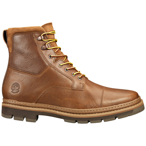 TIMBERLAND PORT UNION WATERPROOF INSULATED LEATHER BOOT