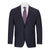 TED BAKER BLUE SHARKSKIN SUIT