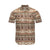 VSTR MODERN FIT COTTON AZTEC PRINT SHORT SLEEVE SHIRT