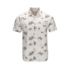 VSTR MODERN FIT COTTON HIBISCUS PRINT SHORT SLEEVE SHIRT