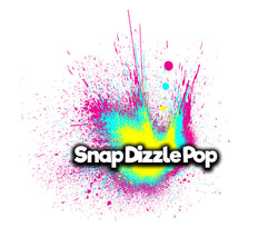 Snap Dizzle Pop logo Slime shop with asmr slime for sale