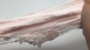 Pink Sugar Dust- A pink sugar scented cloud slime with pink glitters and stars