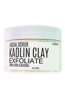 Kaolin Clay Scrub