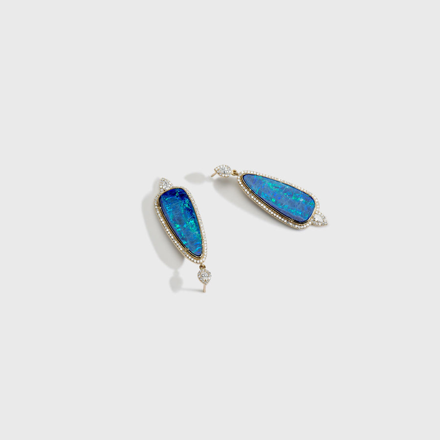 Chetana Opal Earrings