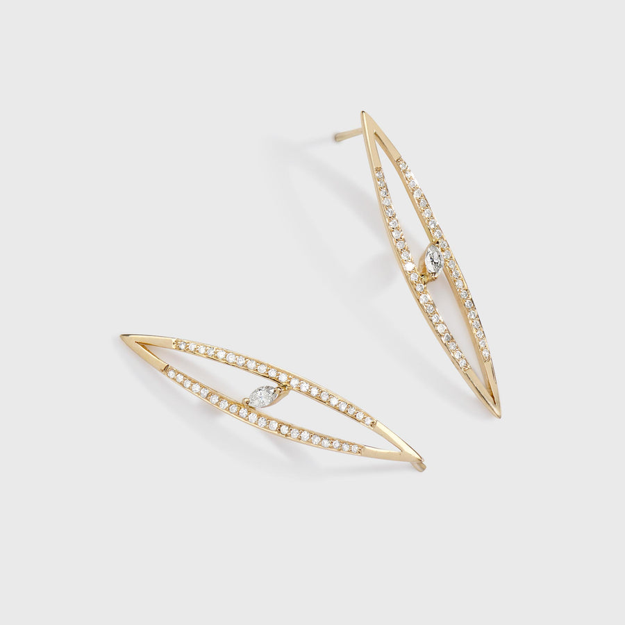 Orpita Diamond Earrings