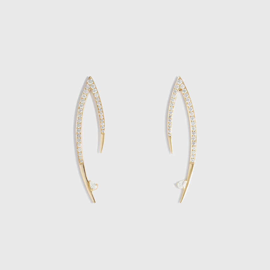 Vimal Diamond Earrings