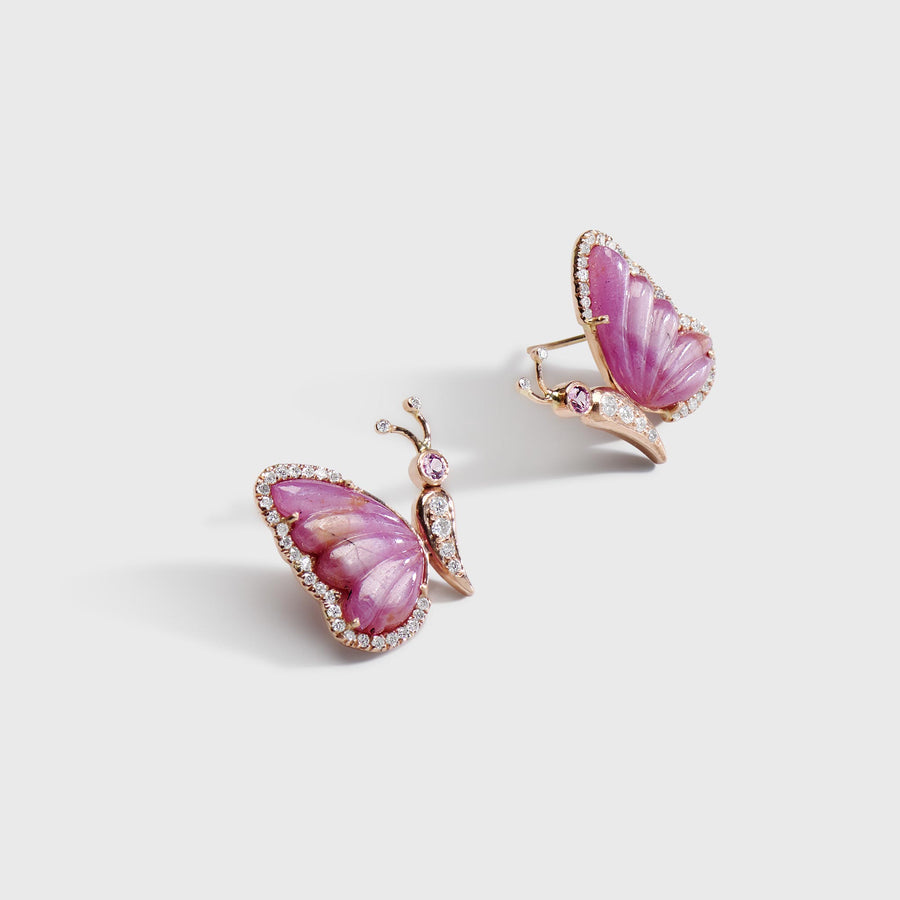 Titli Tourmaline Earrings