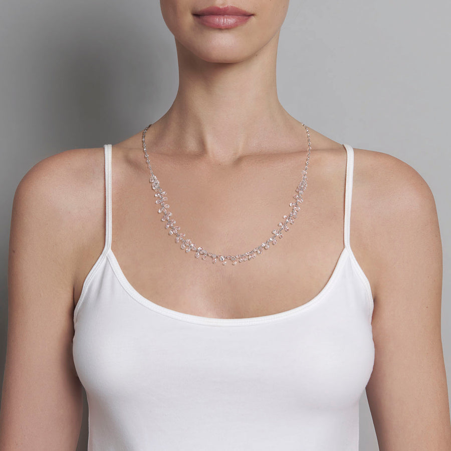 Siyona Diamond Necklace