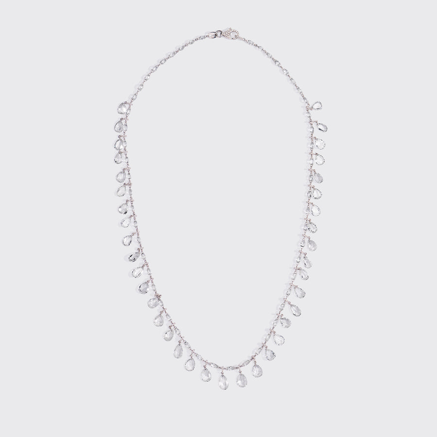 Baarish Diamond Necklace
