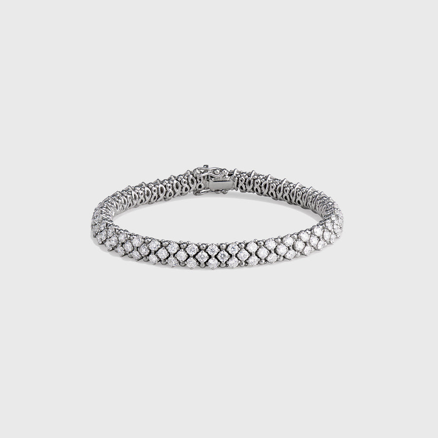 Calogero Diamond Bracelet
