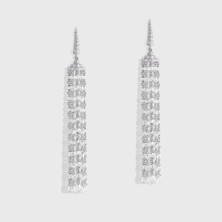 Siyona Diamond Earrings