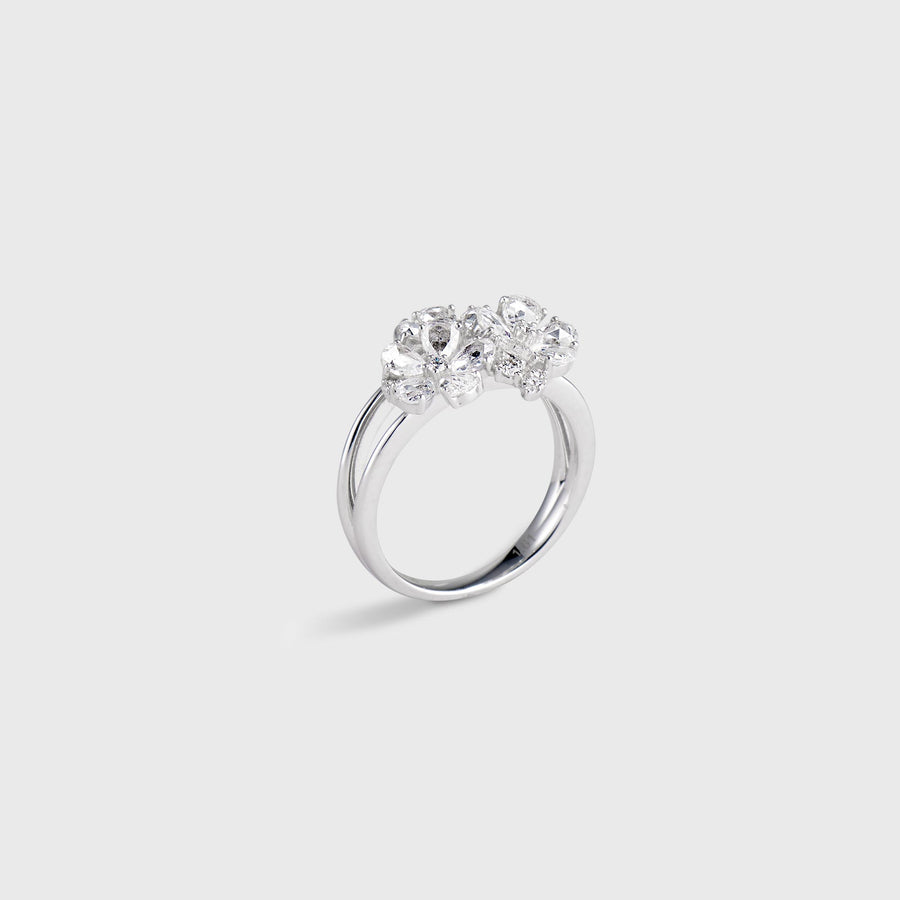 Phool Diamond Ring