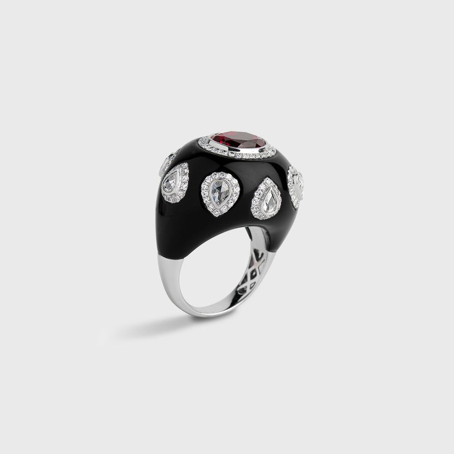 Nimisha Ruby Ring