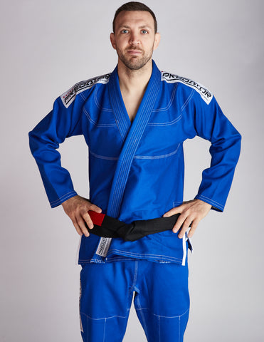 Predator Ultra Light BJJ Gi - Blue