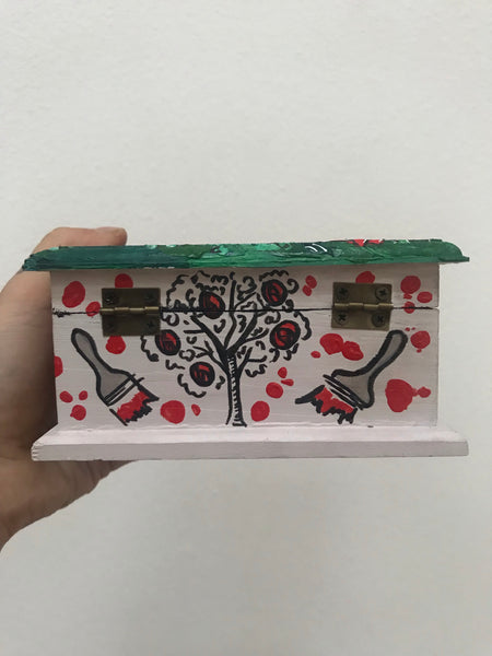 Wonderland Herb Box