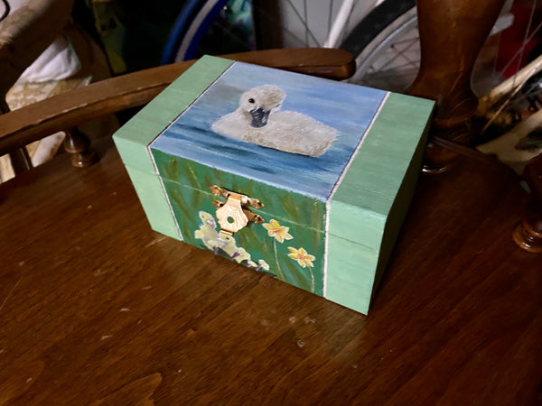 Ugly Duckling Herb Box