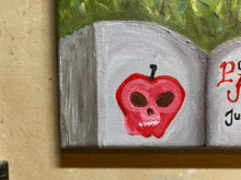Load image into Gallery viewer, Just One Bite... Original Acrylic Painting