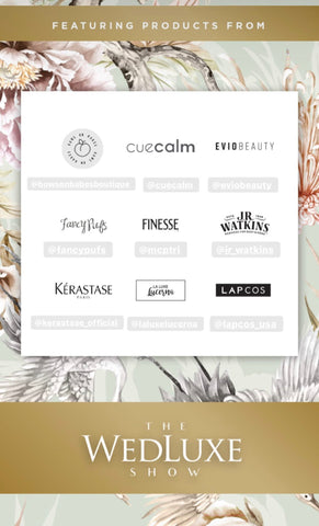 Wedluxe Toronto cuecalm feature
