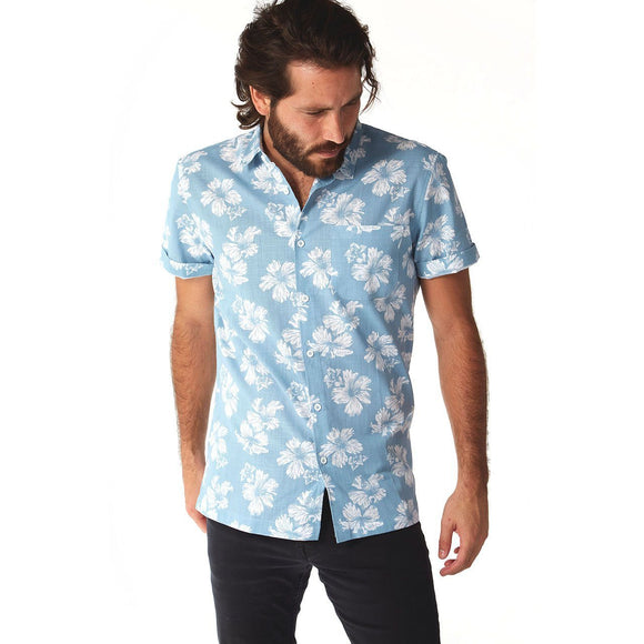 Spencer Floral Shirt - Shopgoggles