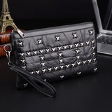 Fashion Rivets Women Handbags Lady Shoulder - Shopgoggles