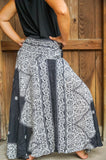 Boho Skirt, Hippie Skirl, Gypsy Skirt - Shopgoggles