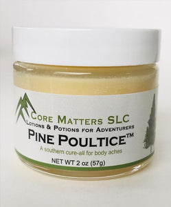 Pine Poultice - This is a little southern comfort - Shopgoggles