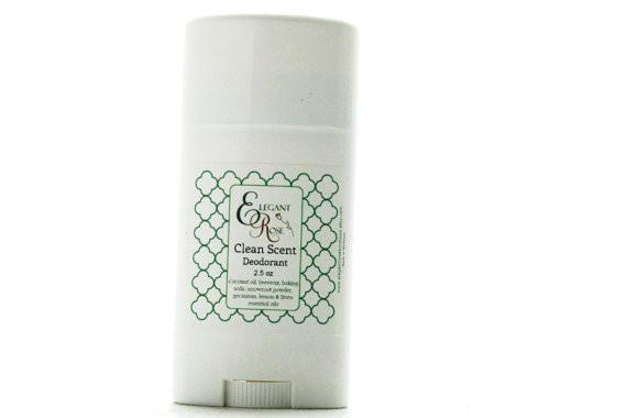 Clean Scent Natural Deodorant - Shopgoggles