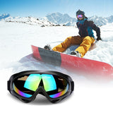 1pcs Winter Ski Snowboard Goggles Mountain Skiing Eyewear Glasses Outdoor Sports Snowmobile Moto Cycling Sunglasses Anti-fog Ski - Shopgoggles