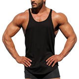 New Gyms Tank Top Summer Brand Cotton Sleeveless Shirt Casual Fashion Fitness Stringer Tank Top Men bodybuilding Clothing M-XXL - Shopgoggles