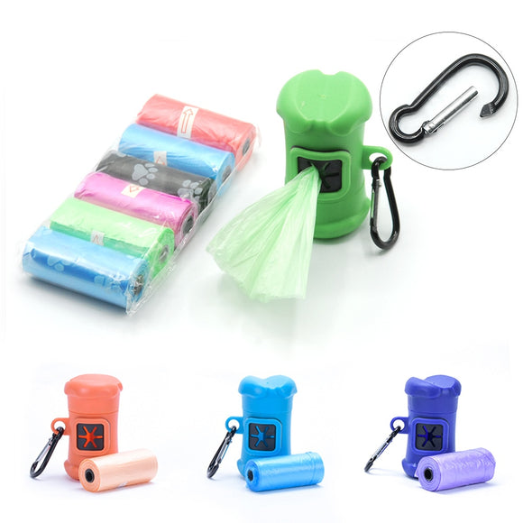 Dog Accessories Pet Pooper Scooper Dog Bag Pet Supplies Portable Waste Bags Cat Poop Pick Up Dog Pooper Scooper Pooper Bag PG004 - Shopgoggles
