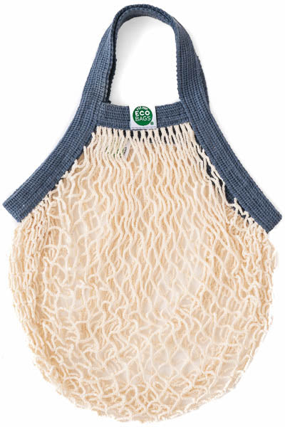 ECOBAGS Mini String Bag- Organic Cotton Tote