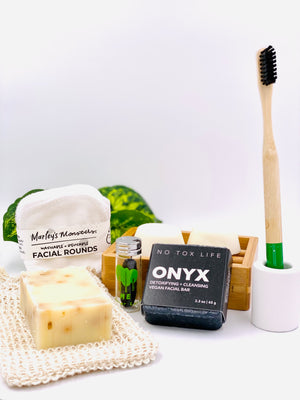 "The ""All in One"" Zero Waste Bathroom Kit"