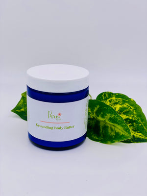 Grounding Body Butter- Pure by KD