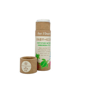 Raw Elements- Baby + Kids 30+ Sunscreen Stick *Zero Waste*